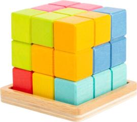 Houten Tetris kubus, Small Foot