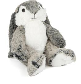 Knuffel konijn grijs, Small Foot