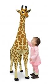 Reuze Giraffe Pluche, Melissa & Doug *Gratis Verzenden*