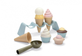 Bio plastic - speel ijsset