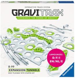 Gravitrax uitbreiding knikkerbaan Tunnels 276233