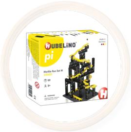 Hubelino pi - knikkerbaan Basisset - 99- delig 440600