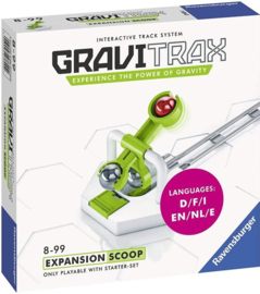 Gravitrax uitbreiding knikkerbaan Scoop 276202