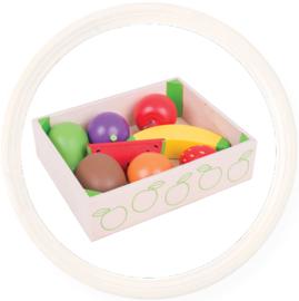 Food-items in kistje