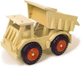 Houten speelgoed kiepwagen, Small Foot