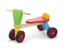 Loopfiets Kleurrijk, Viga Toys