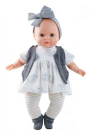 Babypop met zacht lijf, Manu Agatha, Paola Reina