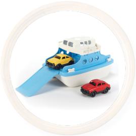 Veerboot met auto's , eco kunststof, Green Toys