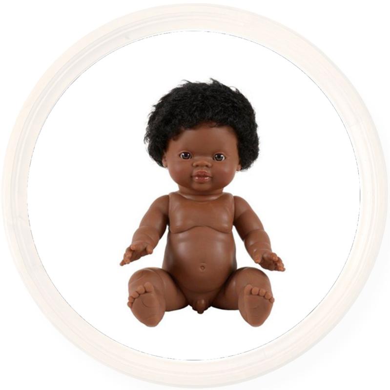 Paola Reina Gordi babypop donker