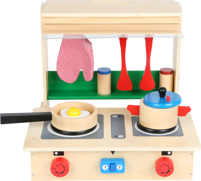 Inklapbare speelgoed keuken Professional, Small Foot