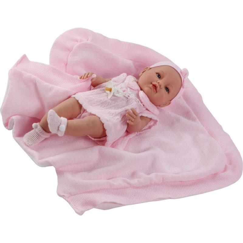 Babypop met deken,  Berbesa