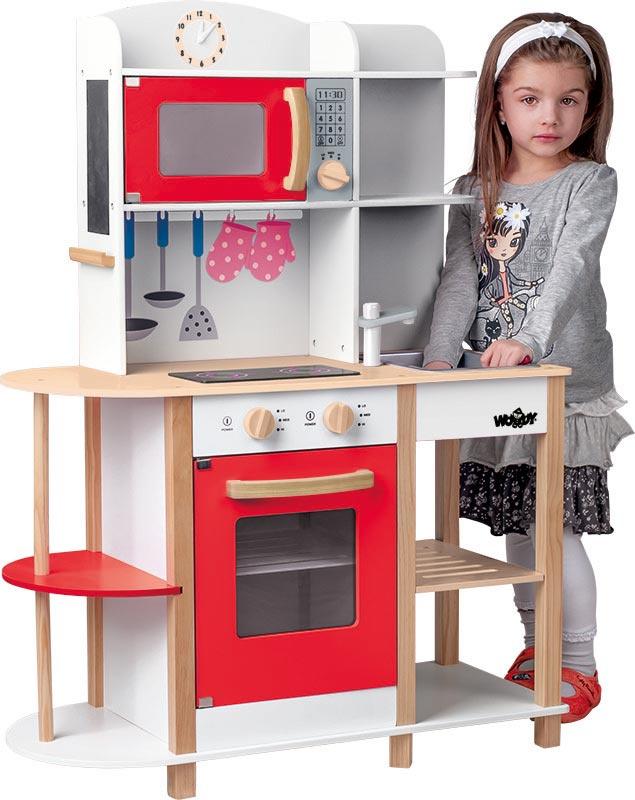 Houten speelgoed keuken Wendy