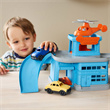 Garage van gerecyclede materialen, Green Toys