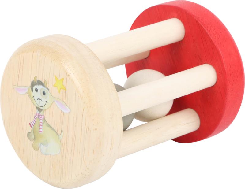 Houten rammelaar, baby speelgoed, Small Foot