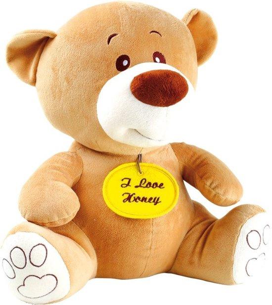 Teddybeer van zachte stof, Small Foot