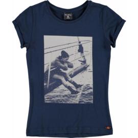 Baker Bridge t-shirt meisje (110-176)