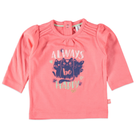 Babyface new born t-shirt meisje
