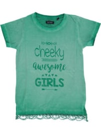 Blue Seven T-shirt korte mouw meisje (92-128)