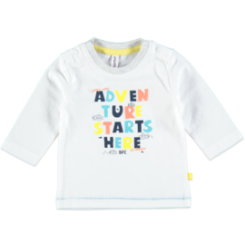 Babyface new born t-shirt jongen