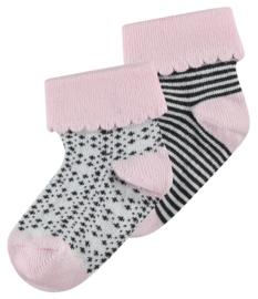 Noppies sokken meisje (0-12 m)