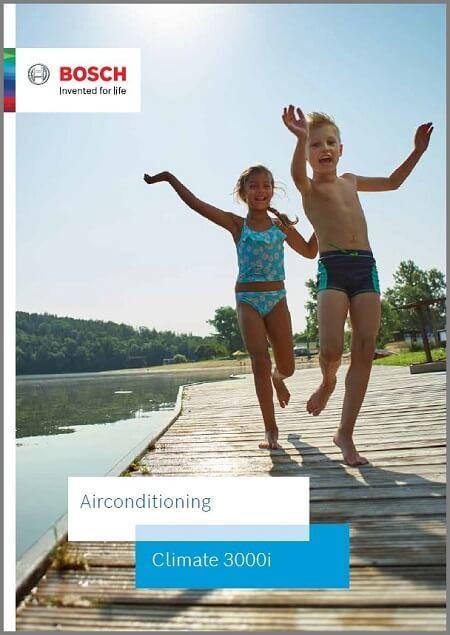 Brochure Bosch CL3000i airco