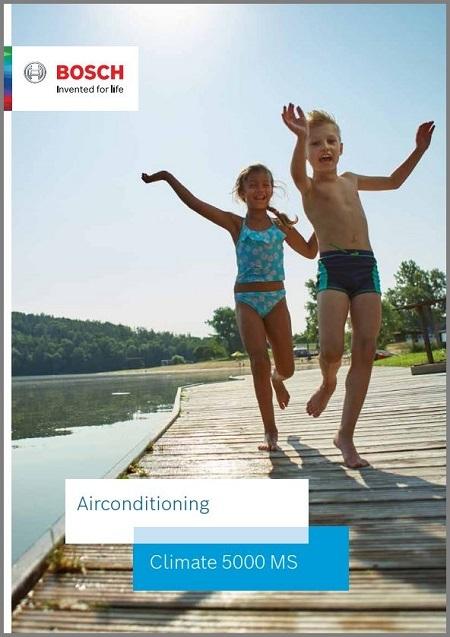Brochure Bosch CL5000 MS airco