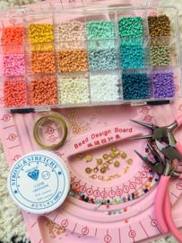 Do it yourself (DIY) Luxe kralenpakket