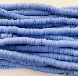 Katsuki kralen babyblauw 4mm ca. 400 stuks (per streng)