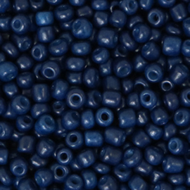Rocailles 3mm Donkerblauw