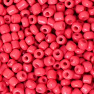 Rocailles 3mm Framboos Roze