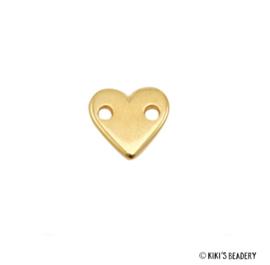 DQ Hartje tussenzetsel goud