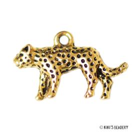 Luipaard bedel goud