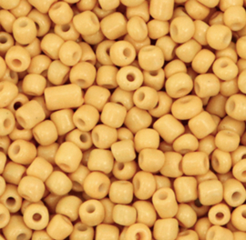 Rocailles 3mm Banaan Geel