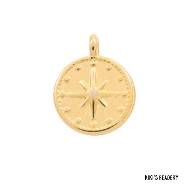 DQ gouden Stardust munt bedel