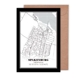 Plattegrond | Spakenburg