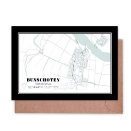 Plattegrond | Gemeente Bunschoten
