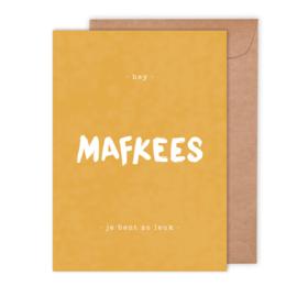 Mafkees