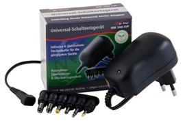 Universele voedingsadapter MW 1000 EUP
