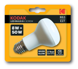 Kodak LED R63 8W