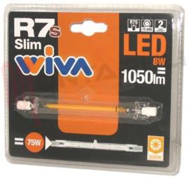 Wiva R7s Slim 8w