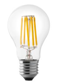 Filament Led A60 8W E27 Helder