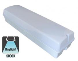 LED Galerij-/portiekverlichting IP65 Opale kap