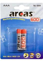 ARCAS Rechargeable AAA