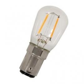 Filament Led parfum/schakelbord 1w/15w Helder extra warm licht (NIET DIMBAAR)