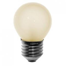 Filament Led Kogel 1w/15w E27 Flame extra warm licht (NIET DIMBAAR)