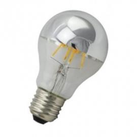 Osram Filament Led standaard/kopspiegel zilver A60 extra warm licht