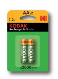 Kodak Rechargeable Ni-Mh AA