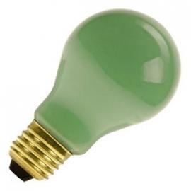 Standaardlamp 15 watt E27 groen