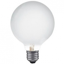 Global-lux globe 80mm  40 watt 230V E27 Opaal