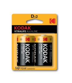 Kodak XTRALIFE Alkaline D